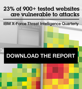 Download the IBM X-Force Report