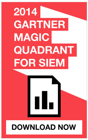 Download the 2014 Gartner Magic Quadrant for SIEM