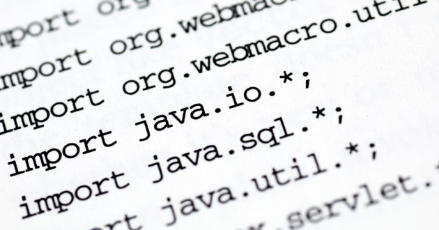 Java is the most vulnerable programming language used by businesses today; however, it may be too critical to a business's functionality to remove. Many firms use programs that require usage of older versions of the script.