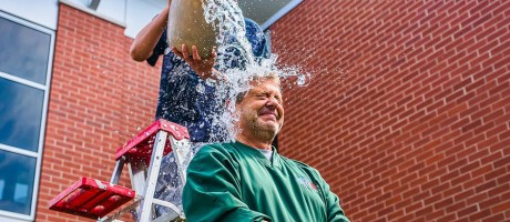 The ALS Ice Bucket Challenge requires challengers to douse themselves in a bucket of ice water or donate to the charity. However, fraudsters are capitalizing on this popular trend and using it to trick unsuspecting victims into donating money.