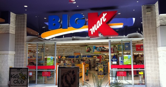 Kmart announces data breach joins growing list of attacked retailers reheart Choice Image