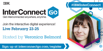 InterConnectGO brings the great content of IBM InterConnect 2015 to YOU