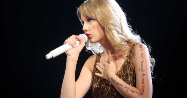 Ben Gross and Clifton Hom of UC Berkeley's IT department included Taylor Swift memes into their presenation at IBM InterConnect 2015 and talked about the Twitter account @SwiftOnSecurity. The university uses IBM Endpoint Manager for its security needs.