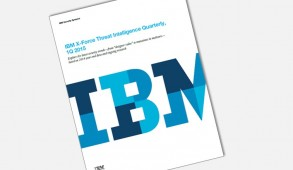 The IBM X-Force Report for Q1 2015 provides a roundup of 2014's most significant security incidents