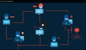Ever wonder how a data breach starts? Watch this video to find out.