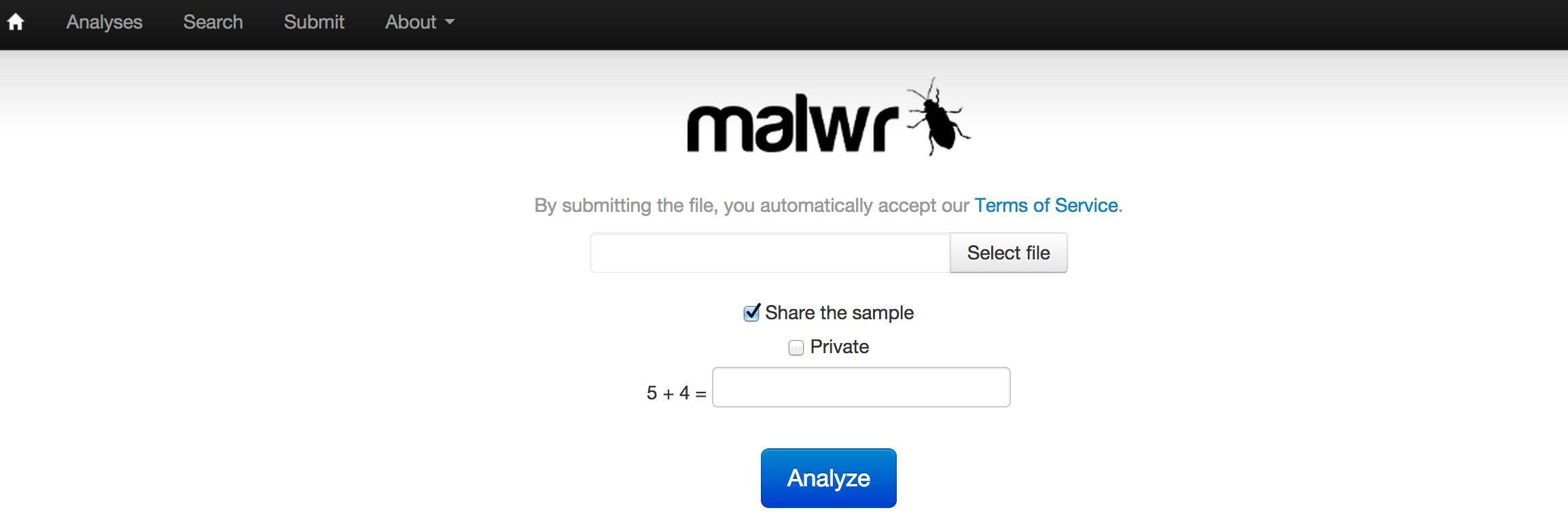 Malwr