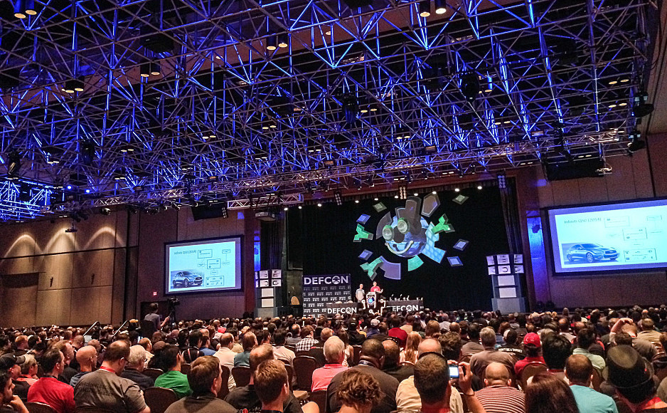 DEF CON 22 Hacking Conference  Speakers