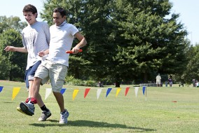 To win a three-legged race, partners need to work together and emphasize collaboration, cooperation and communication — especially if those partners are the IT security and operations teams tasked with endpoing protection.