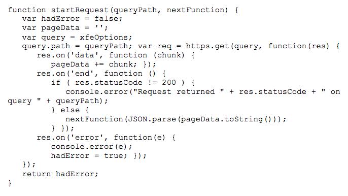X-Force Exchange API