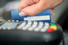 Come October, enterprises that aren't supporting chip-and-PIN credit cards may be liable for fraudulent transactions that occur at their point-of-sale terminals. That means they must update their technology quickly or risk being on the hook for millions.