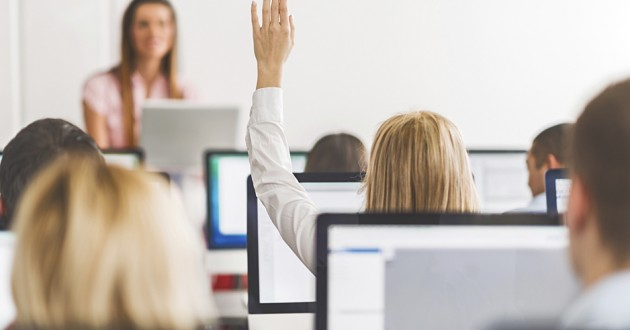 Security professionals and industry leaders should reach out to cybersecurity educators in an attempt to connect with employees in training. Building a relationship with academic institutions can also help ensure students are being taught relevant topics.