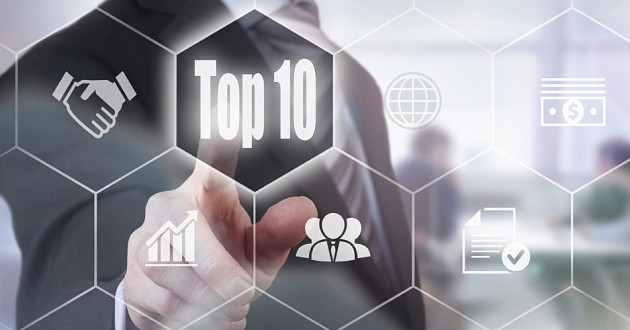 The Ponemon Institute recently released a report detailing the state of application security risk management in enterprises. While there are many interesting findings in this study, here are 10 that may help security pros at their next meeting.