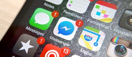 Users can enter secret conversations within Facebook Messenger that are encrypted. This feature makes the app more useful for enterprise messaging, but it comes with some limitations — for example, users can only send text messages.