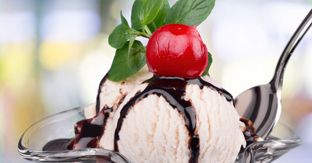 An ice cream sundae with a cherry on top: risk management