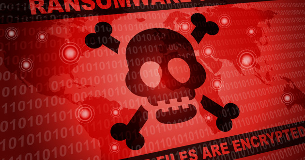 A device infected with ransomware: ransomware recovery