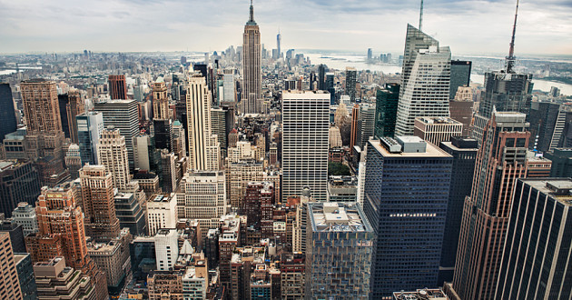 A bird's-eye view of New York City: application security