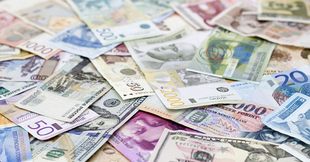 Dollars and Euros scattered on the ground: cost of a data breach