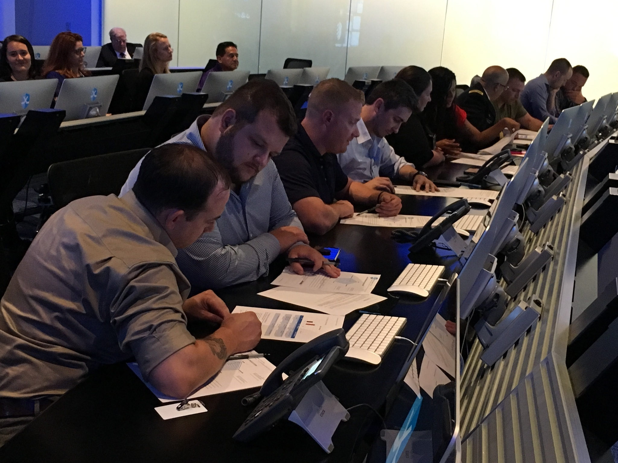 IBM X-Force Command seat  Training