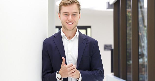 IBM security consultant Ben Goodrich