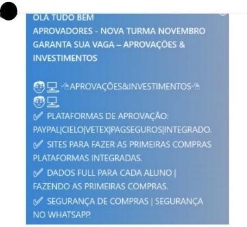 Brazil fraudster underground