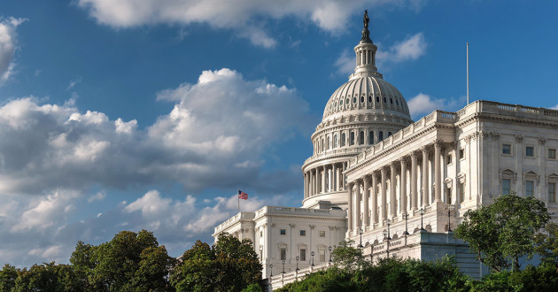 U.S. Capitol building: national cybersecurity