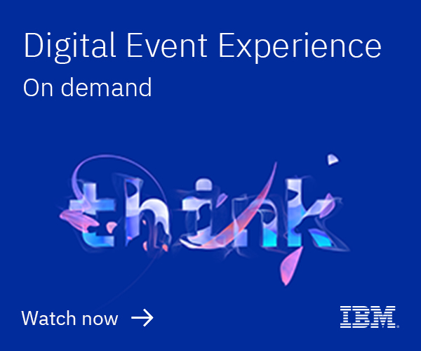 Think On Demand banner